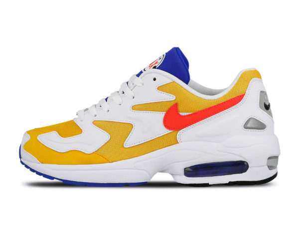 Nike Air Max Light 2 University Gold