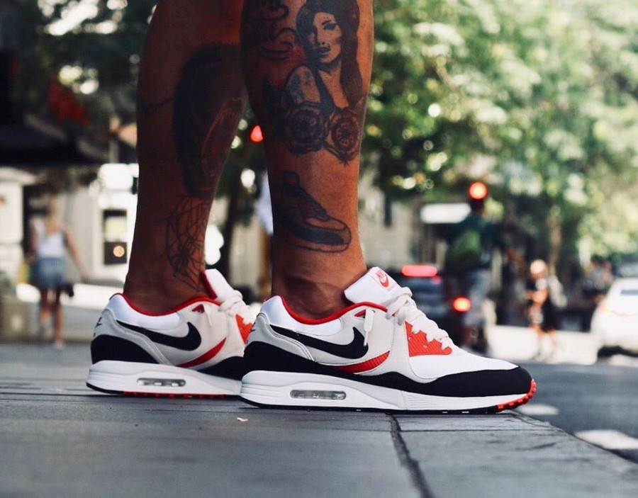 Nike Air Max Light OG 'University Red' Retro 2019 (1-1)