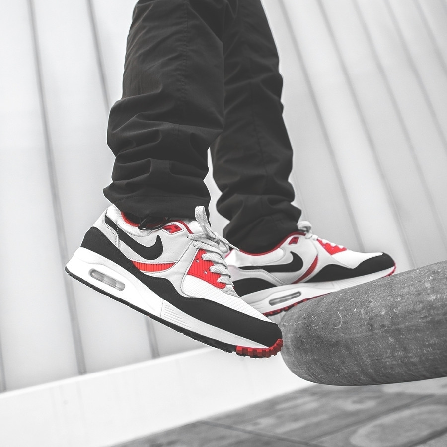 Nike Air Max Light OG 'University Red' Retro 2019 (1-2)