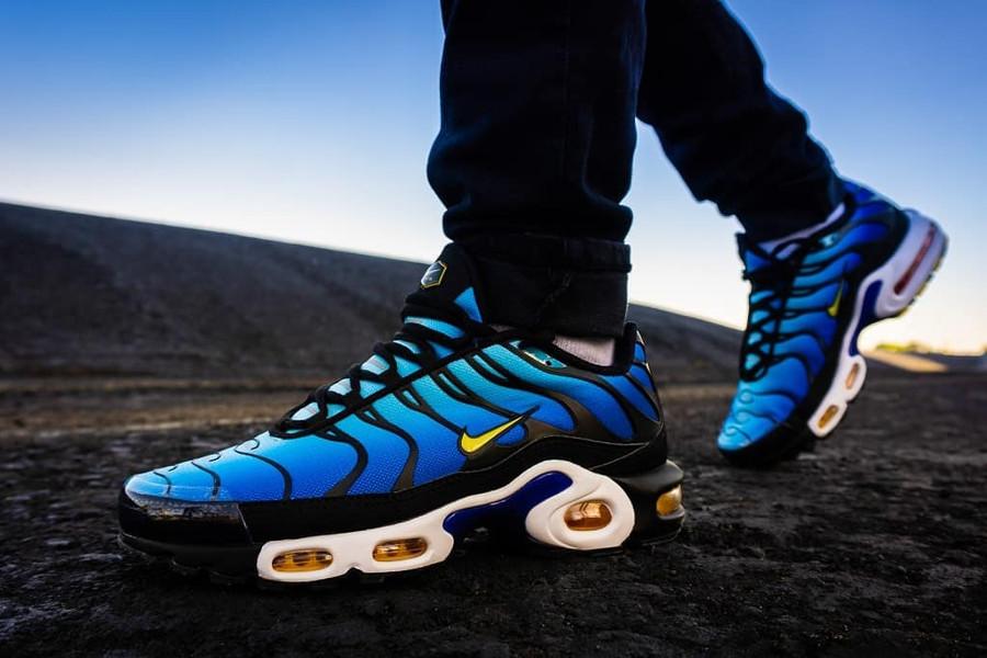 Nike Air Max Plus OG Hyper Blue 2018