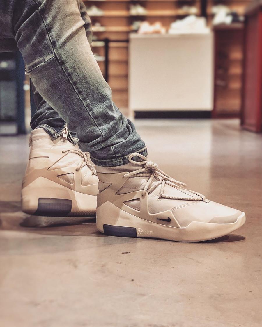 Nike FOG 1 Light Bone - @rckmdntstckm