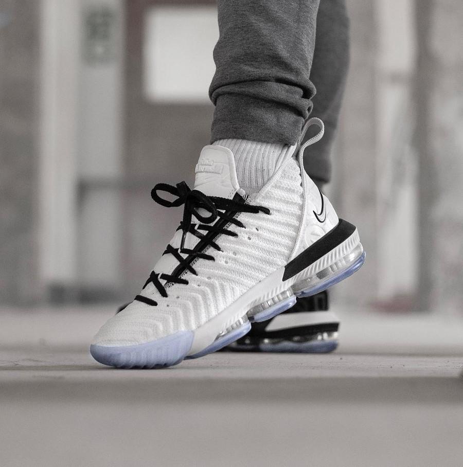 Nike Lebron 16 Equality Black White BHM 2019 (BQ5969-100)