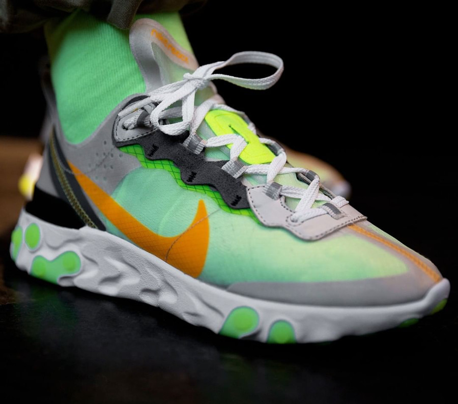 Nike React Element 87 'Touch of Lime' (1)