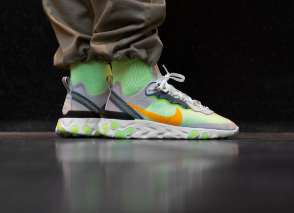 Nike React Element 87 'Touch of Lime' (2)