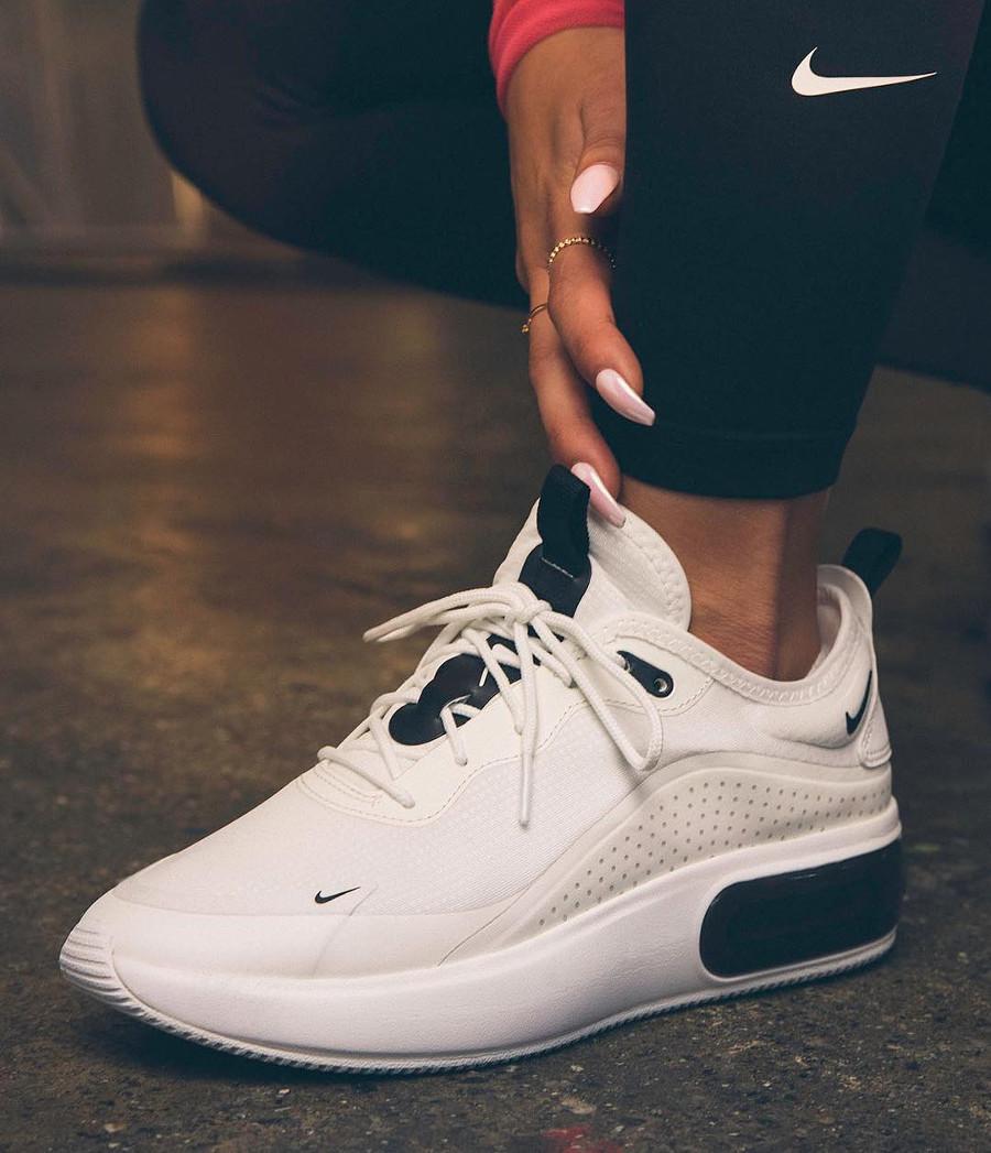 Avis : Nike Air Max Dia blanche Summit White Black (AQ4312 100)