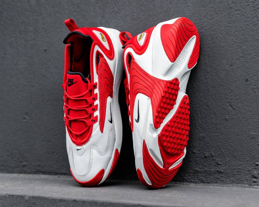 Avis : la Nike Zoom 2K Off White University Red : faut il l