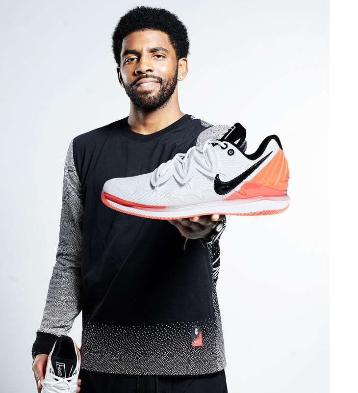NikeCourt Air Zoom Vapor X Kyrie 5 'Hot Lava' (3)