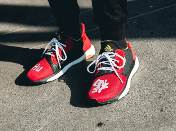 Pharrell Williams x Adidas Solar HU Glide M 'Chinese New Year 2019' (3)