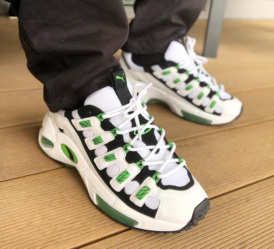Puma Cell Endura og White Green 2018