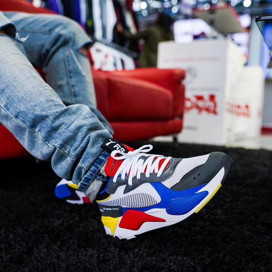 Puma RS-X Reinvention Toys