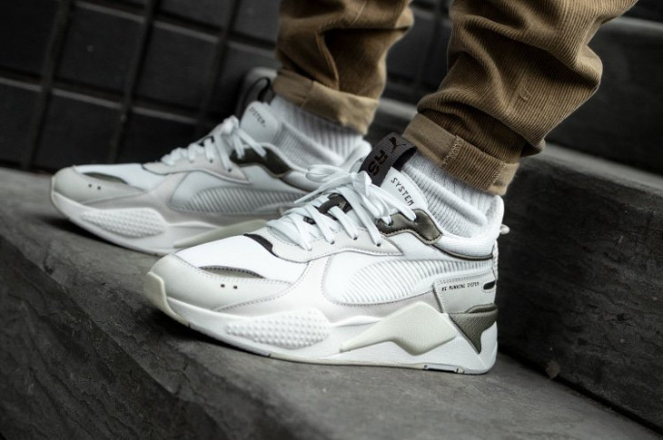 Puma RS-X Trophy 'White Bronze'