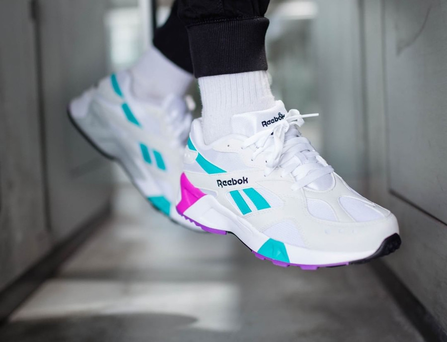 Reebok Aztrek 'True Grey'