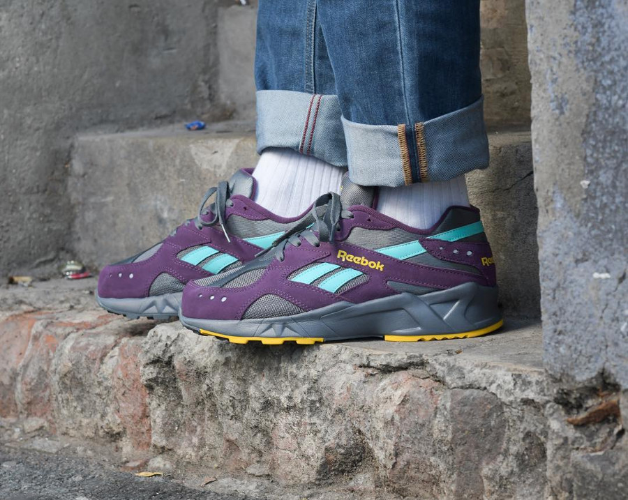 Reebok Aztrek Outdoor Pack Urban Violet (2)