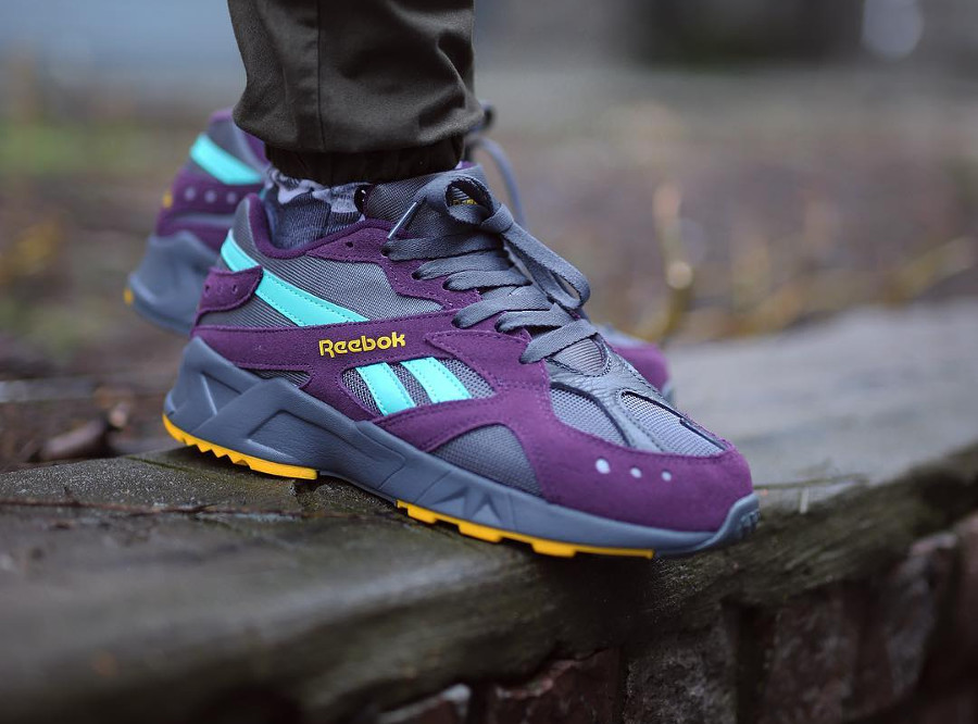 Reebok Aztrek 'Outdoor Pack' Urban Violet