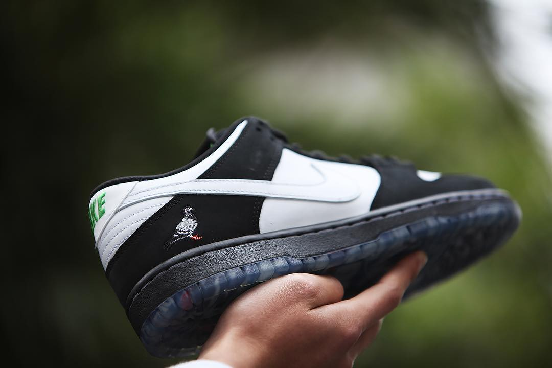 Jeff Staple x Nike Dunk Pro Low SB Panda Pigeon