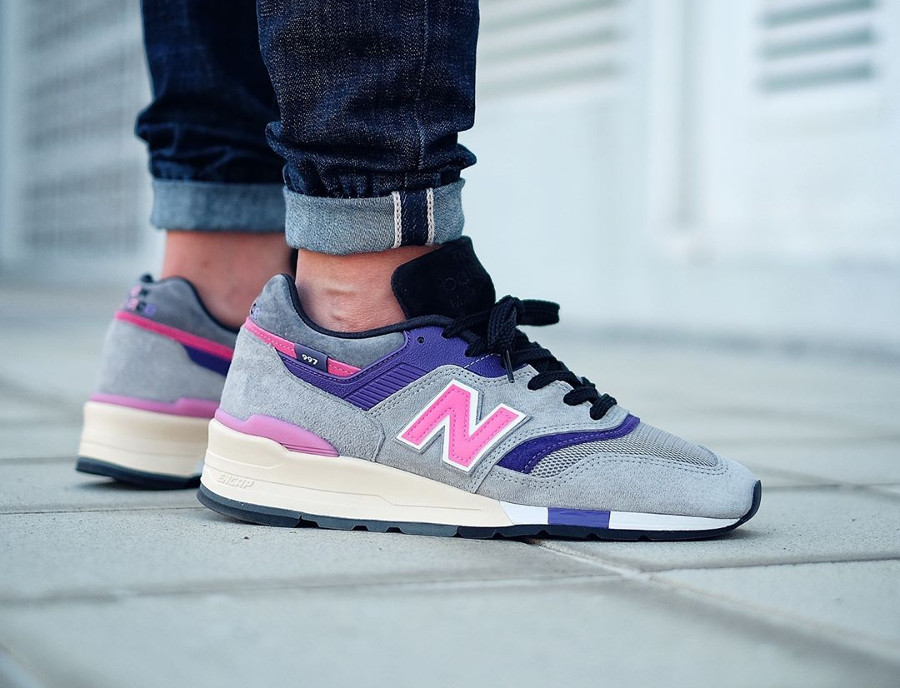 United Arrows and Sons x Kith x New Balance M997KTI