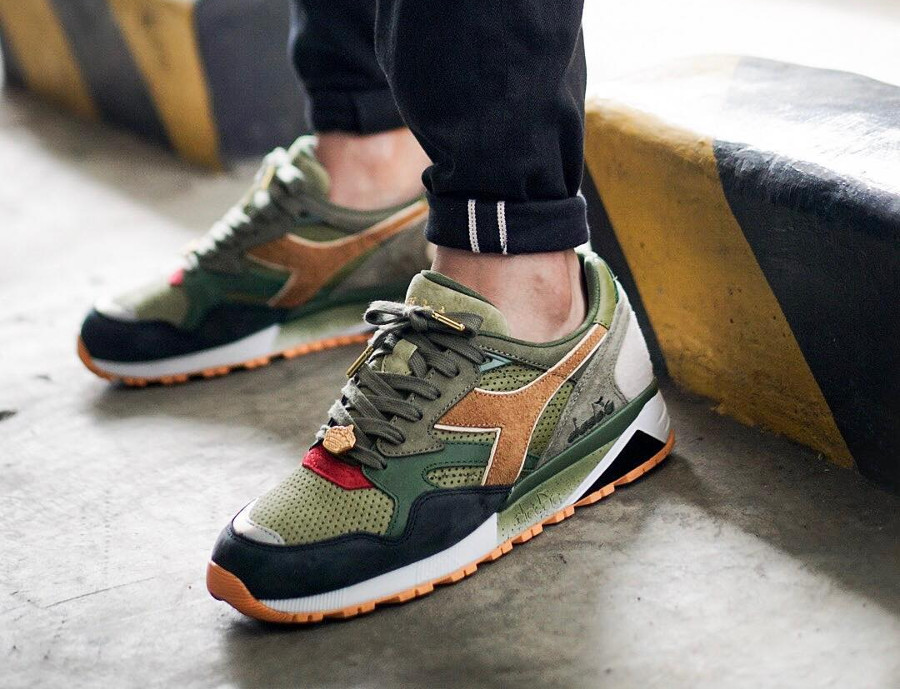 24 Kilates x Mighty Crown x Mita x Diadora N9002 - @derryandhika