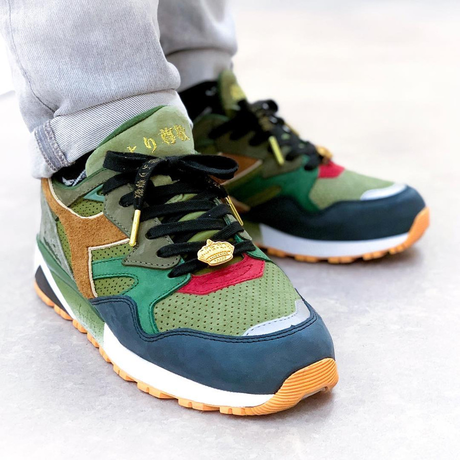 24 Kilates x Mighty Crown x Mita x Diadora N9002 - @eddie__020