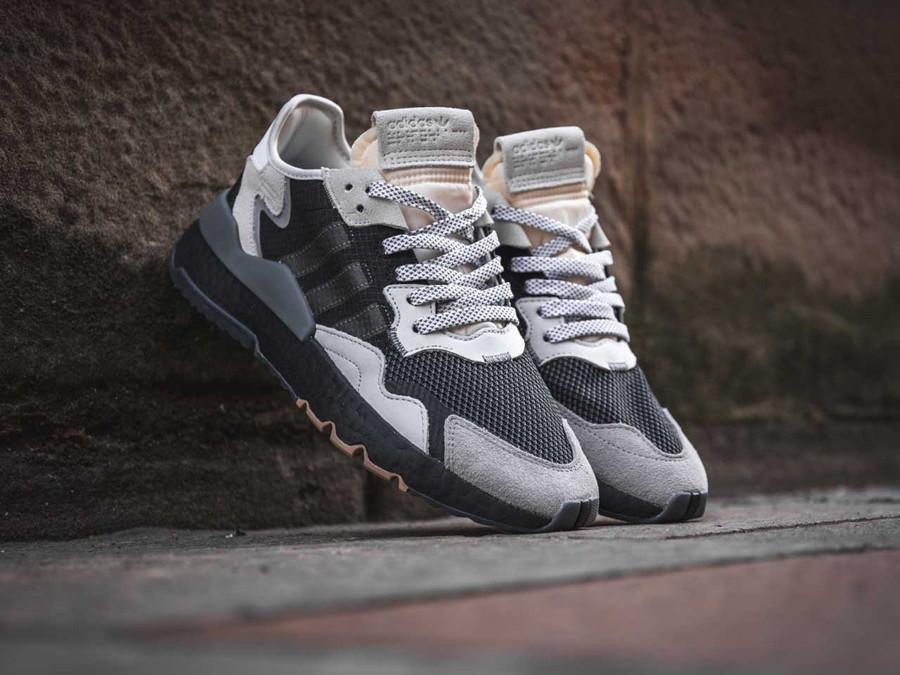Adidas Nite Jogger 3M Core Black Carbon (1)