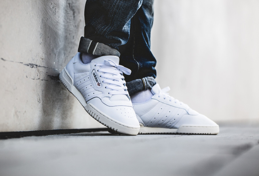 Adidas Powerphase OG blanche FTWR Off White (EF2888) (2)