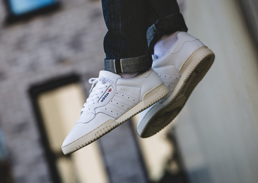 Adidas Powerphase OG blanche FTWR Off White (EF2888) (3)