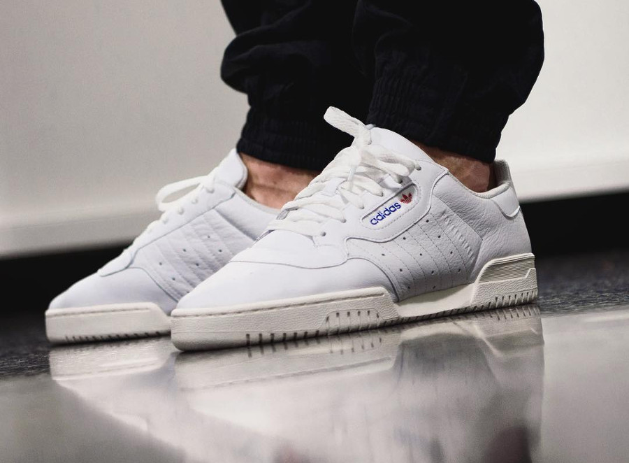 Adidas Powerphase OG blanche FTWR Off White (EF2888) (4)