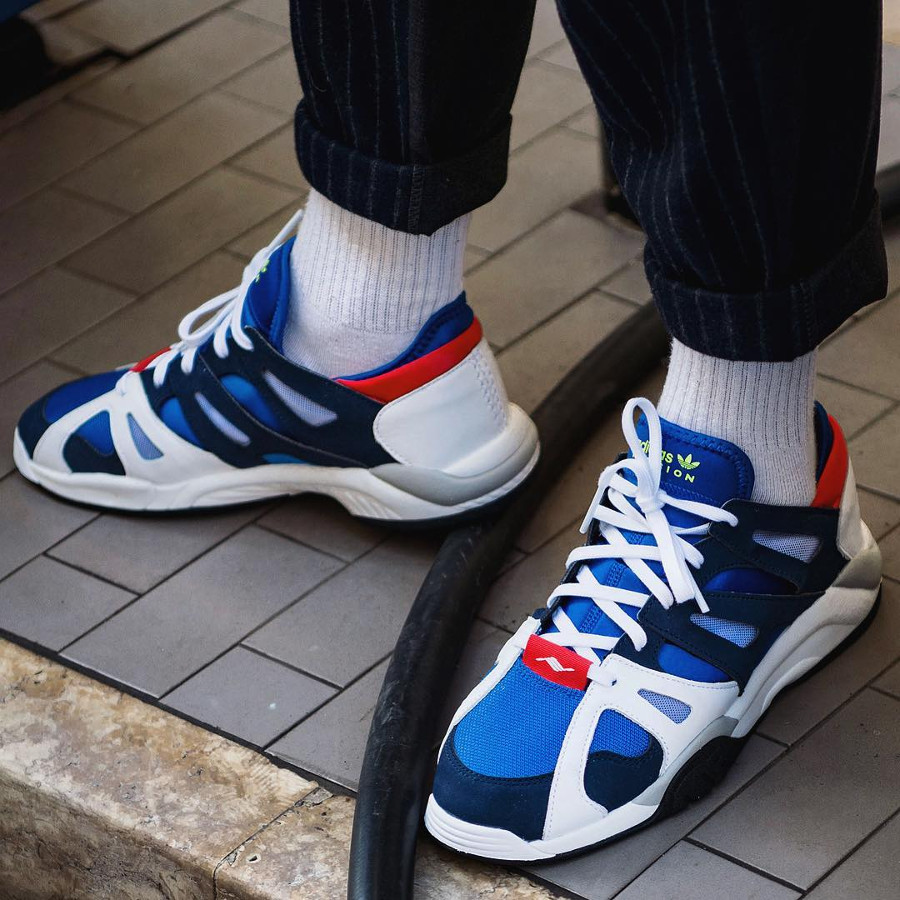 Adidas Torsion Dimension Lo 2019 Collegiate Royal