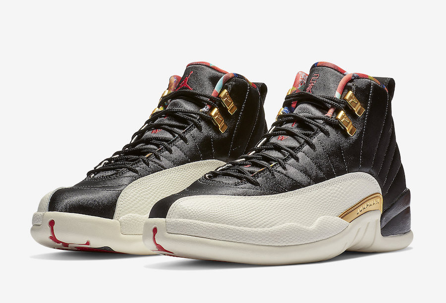 Air Jordan 12 Retro Chinese New Year 2019