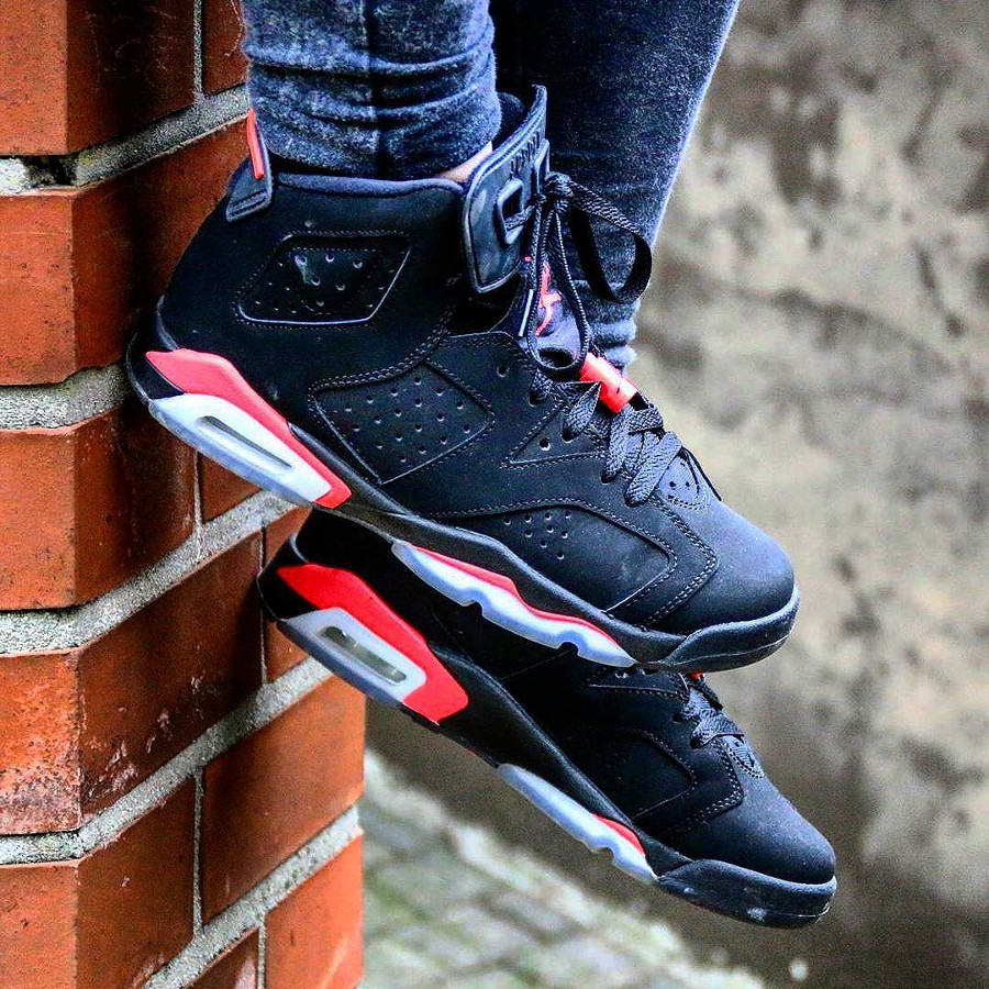 Air Jordan 6 Retro Black Infrapink 2014 - tanny4roca