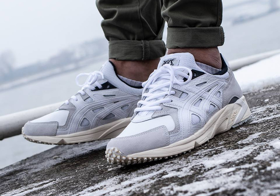 Asics Gel DS Trainer OG White White (3)