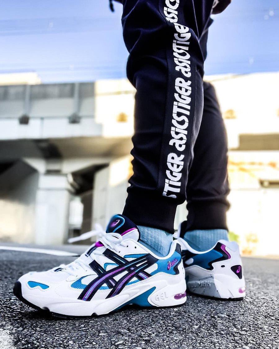 Asics Gel Kayano 5 OG South Beach - @mitchy._._._