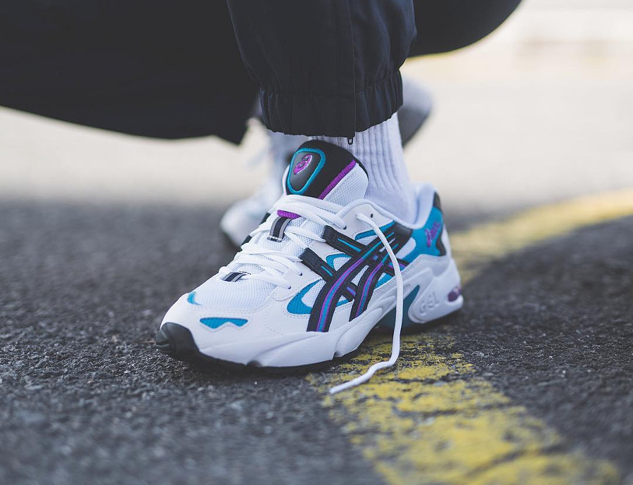 Asics Gel Kayano 5 OG 'South Beach' White Midnight