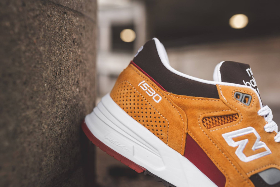 New Balance 1530 'Inca Gold' Eastern Spices (made in England) (1)