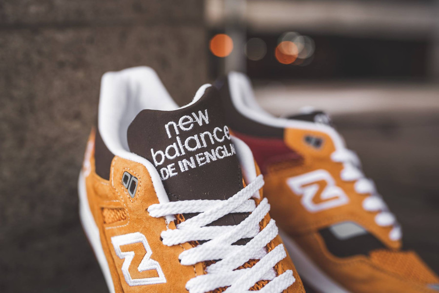 New Balance 1530 'Inca Gold' Eastern Spices (made in England) (2)