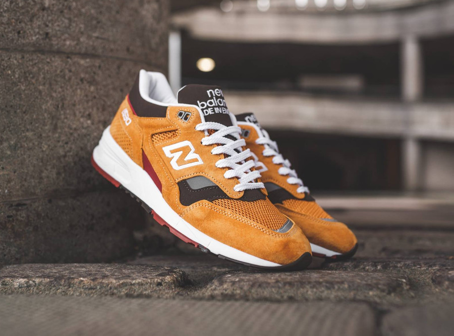 New Balance 1530 'Inca Gold' Eastern Spices (made in England)