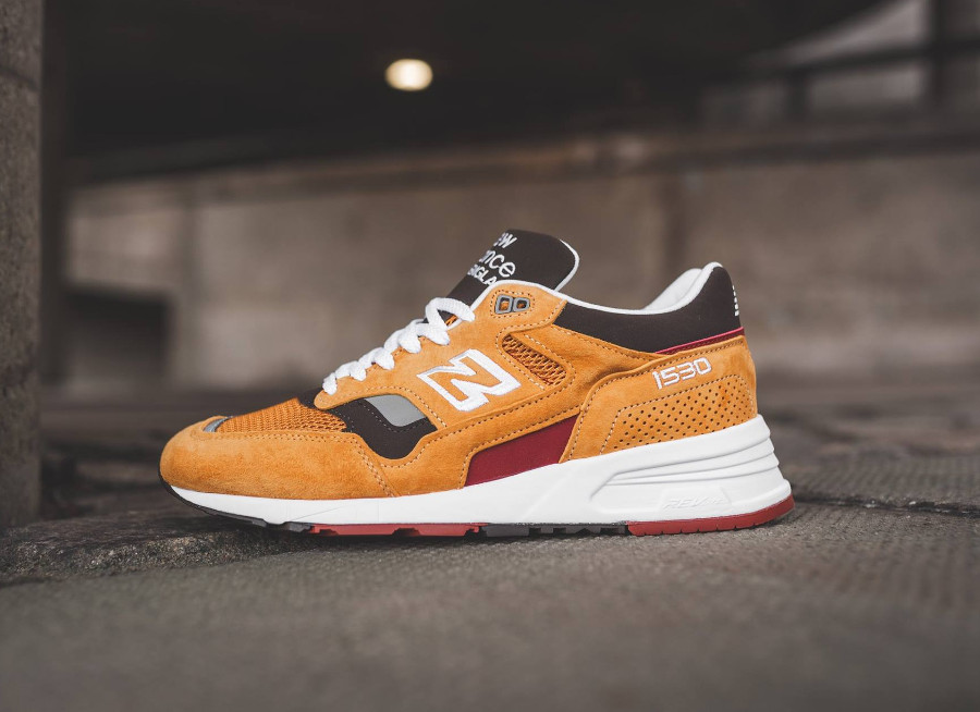 New Balance 1530 'Inca Gold' Eastern Spices (made in England) (4)