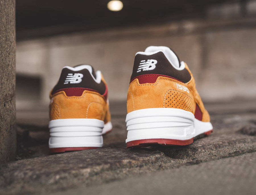 New Balance 1530 'Inca Gold' Eastern Spices (made in England) (5)