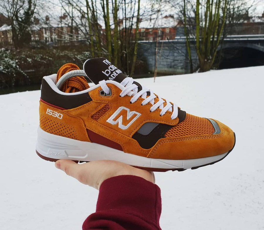 New Balance 1530 'Inca Gold' Eastern Spices (made in England) (6)