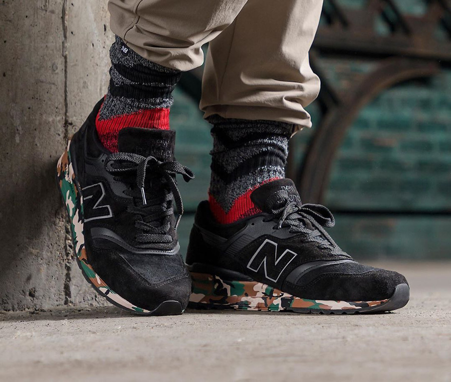 New Balance 997 'Modern Camo' Military Pack (made in USA) (3-1)