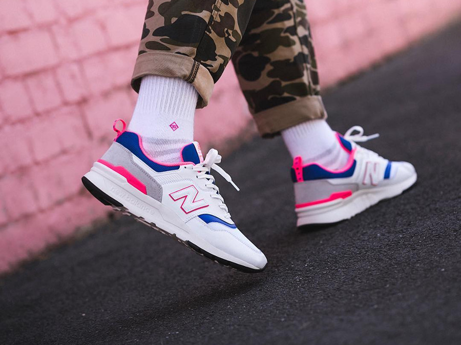 New Balance 997H 'White Laser Blue'