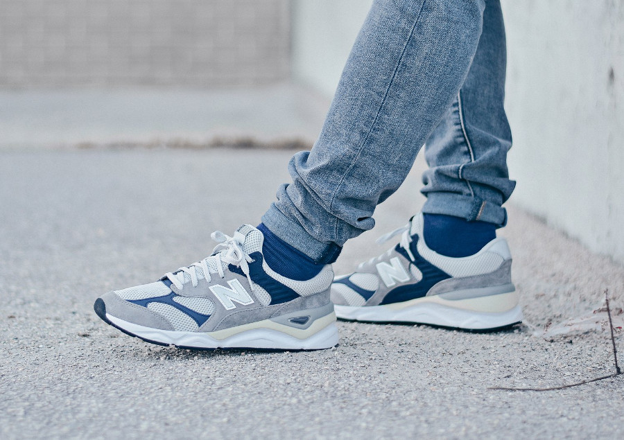 New Balance X-90 Reconstructed Marblehead Pigment (3)