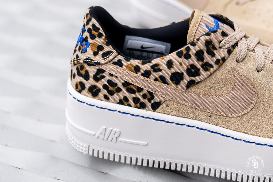 Nike Air Force 1 Sage Low Premium Desert Ore Racer Blue (BV1979-200) (2)