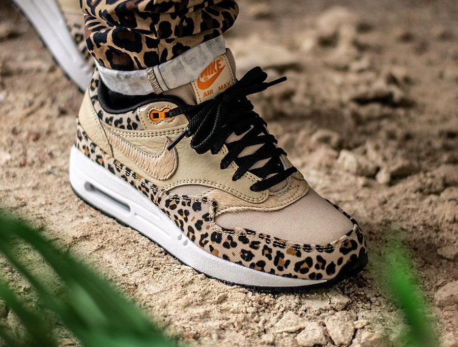 Nike Wmns Air Max 1 Premium Animal Leopard 2019