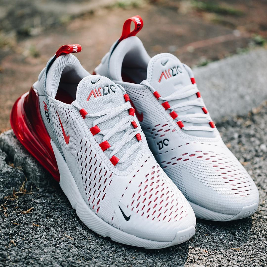 air max 270 bulle rouge