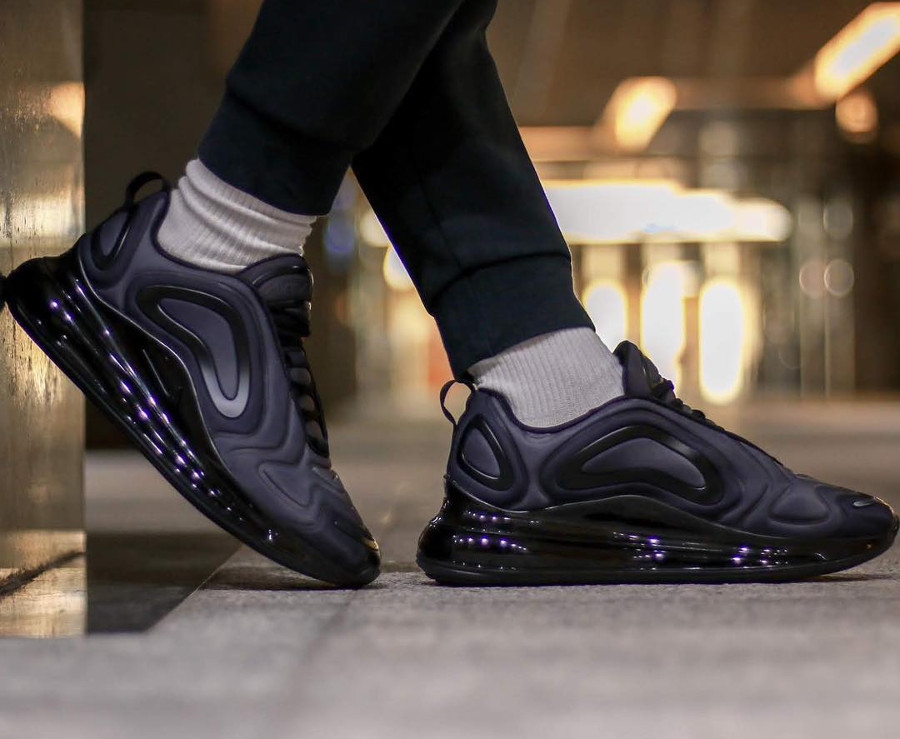 Nike Air Max 720 Total Eclipse (homme) (2)