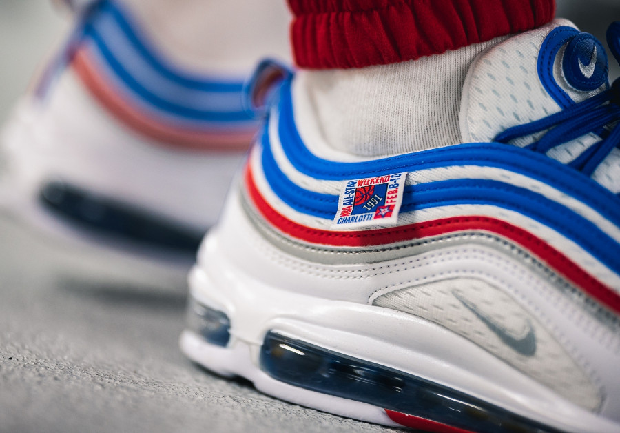 Nike Air Max 97 'All Star Jersey' Game Royal Metallic Silver (5)