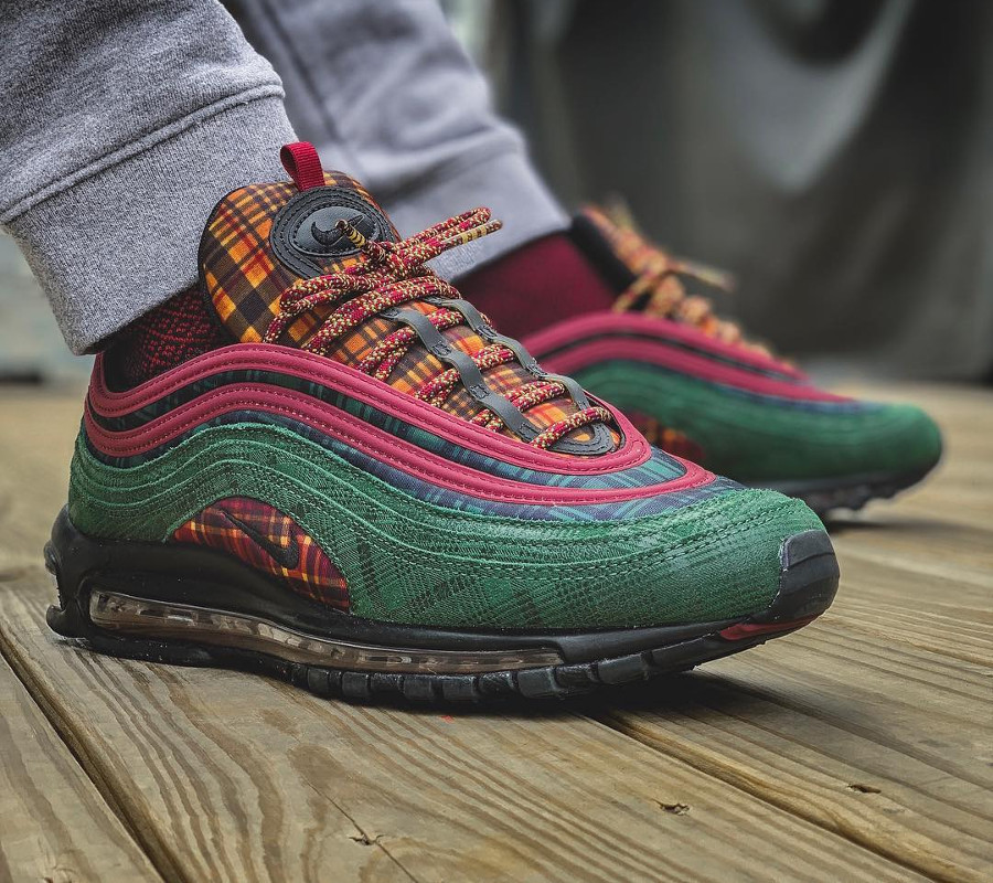 Nike Air Max 97 NRG Tartan Jacket Pack