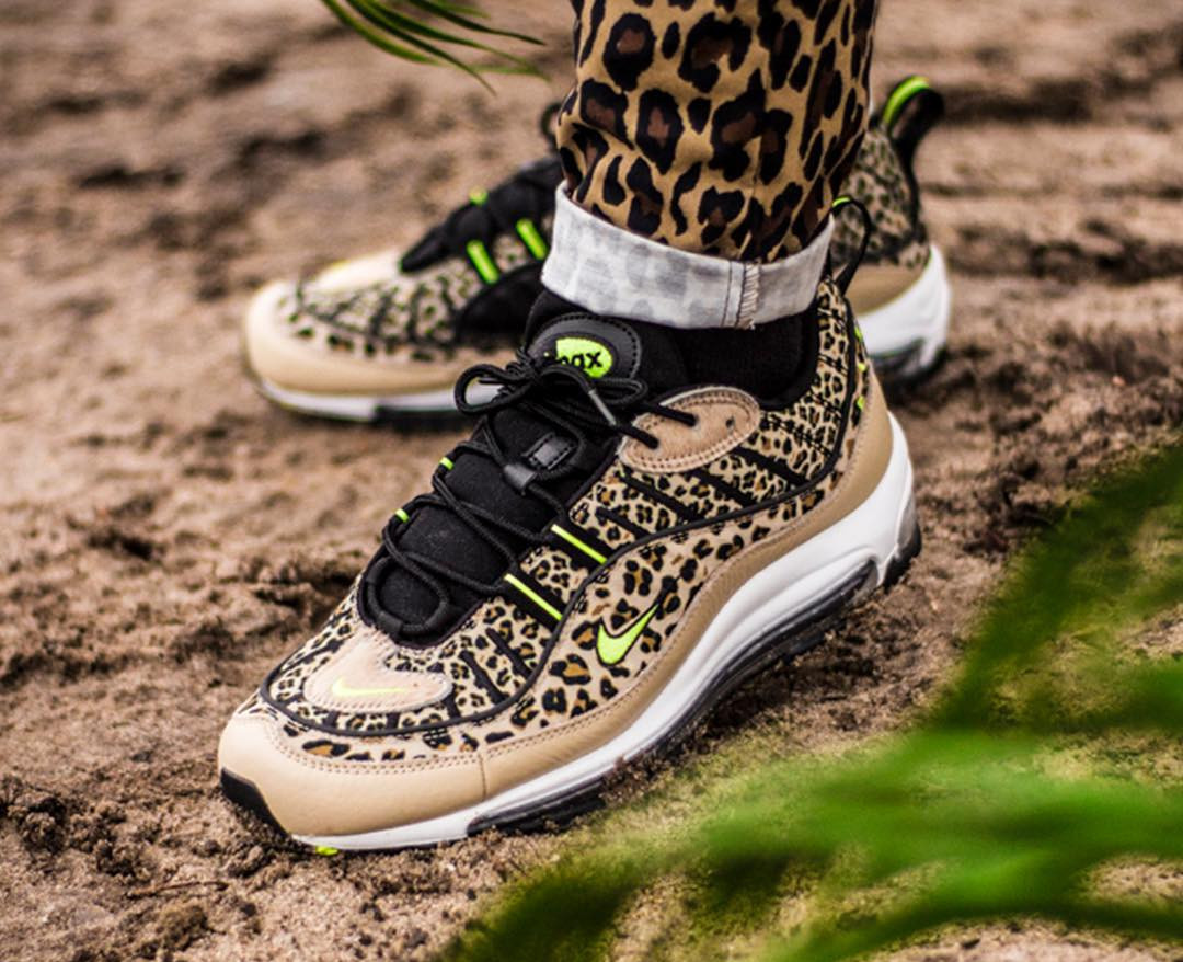 pretty cool new high vast selection Avis] Faut-il acheter les Nike Wmns Leopard Safari Desert ...