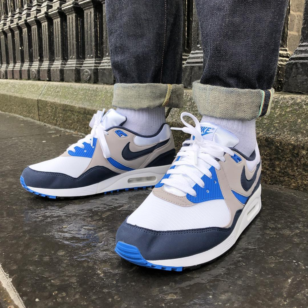 Nike Air Max Light OG Blue 2019 AO8285-100
