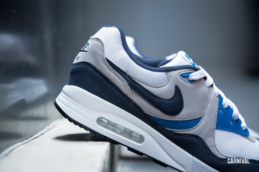 Nike Air Max Light OG White Obsidian Atmosphere Grey (6)
